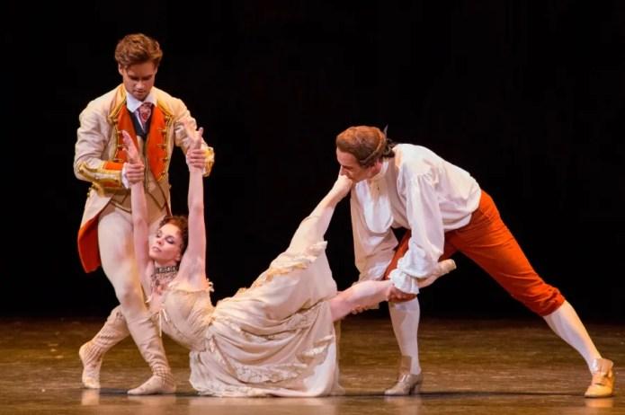 Natalia Osipova in Manon, Royal Ballet, Bolshoi Theatre, 2014