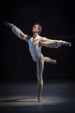 Luis Ortigoza in Sleeping Beauty by Marcia Haydée