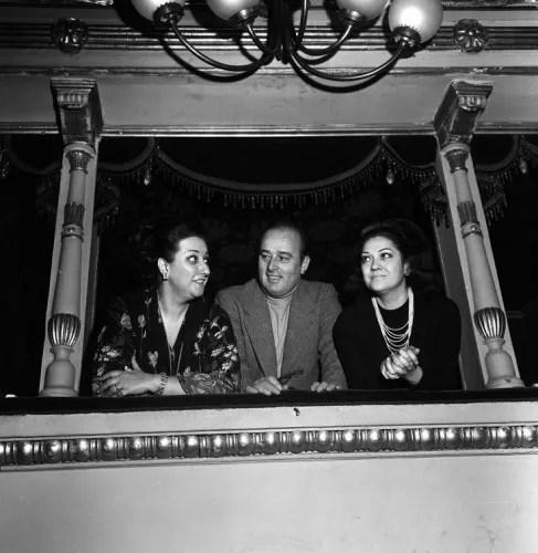 Montserrat Caballè with Mario Bolognini & Fiorenza Cossotto - Norma, La Scala 1972