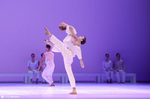 El Mesías (The Messiah) choreographed by Mauricio Wainrot 5