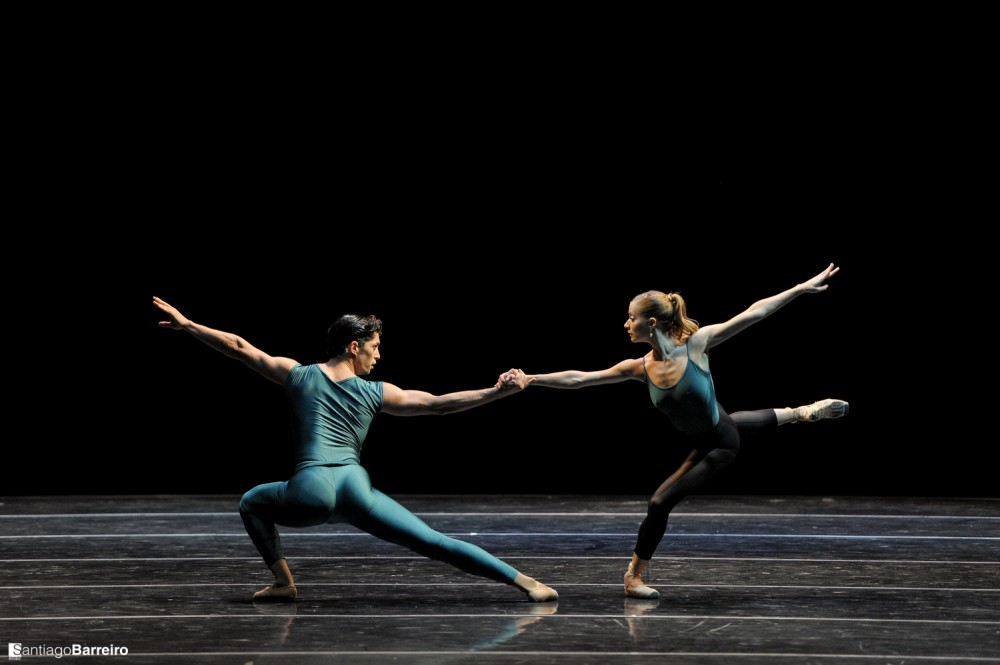 William Forsythe's In the middle somewhat elevated