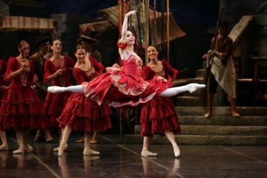 Tamara Rojo - photo Brescia and Amisano Teatro alla Scala