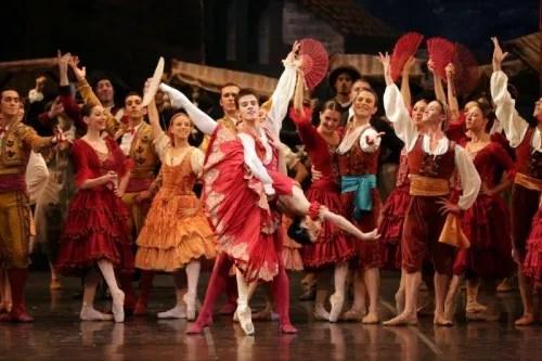 Tamara Rojo and Claudio Coviello - photo Brescia and Amisano Teatro alla Scala