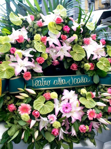 Magda Olivero's funeral, Milan 2014 - 2