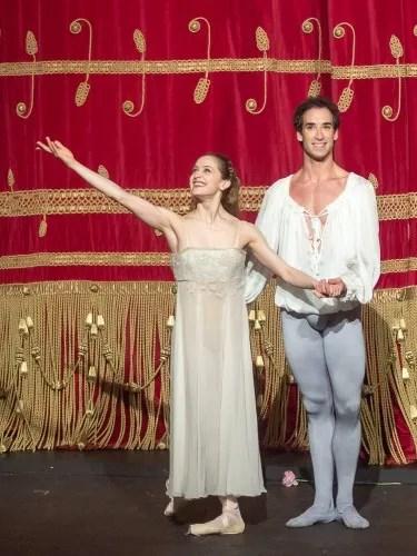 Marianela Nunez and Gabriele Corrado