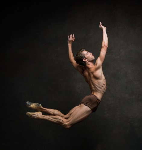 James Whiteside - photo by NYC Dance Project 1