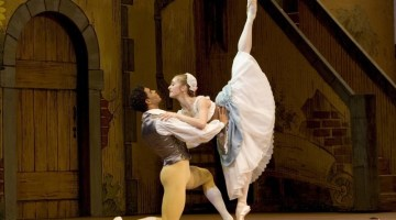 Casting for Royal Ballet triple bill in March and La fille mal gardée in April