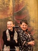 Margherita Palli and Odette Nicoletti