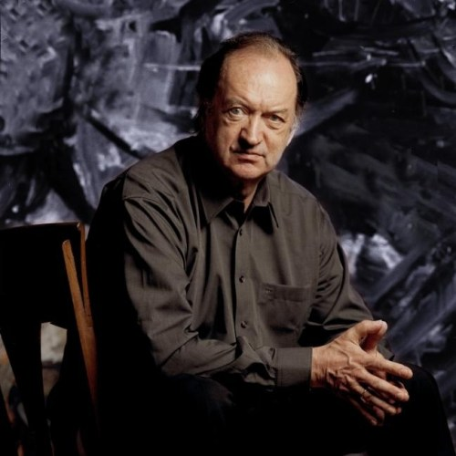 Nikolaus Harnoncourt (18 Aug 2014) - photo by Marco Borggreve