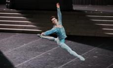 Swan Lake with Claudio Coviello - photo Brescia-Amisano Teatro alla Scala