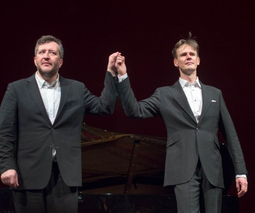 Ian Bostridge and Thomas Adès, La Scala 2015