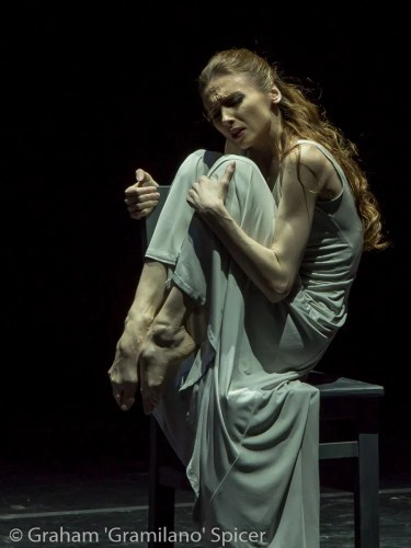 Svetlana Zakharova in Revelation 2014