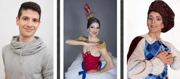 Carlos Renedo Les Ballets Trockadero de Monte Carlo