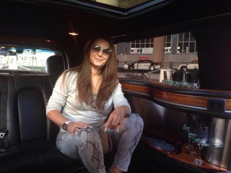 Barbara Frittoli - travelling in style