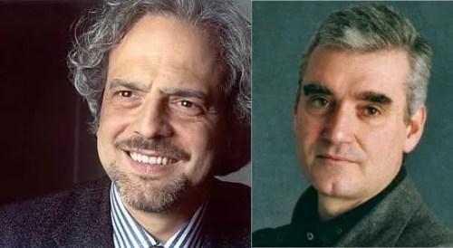 Giorgio Battistelli and Alessio Vlad