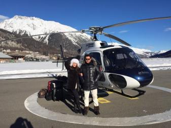 Going places - Barbara Frittoli and Ildar Abdrazakov