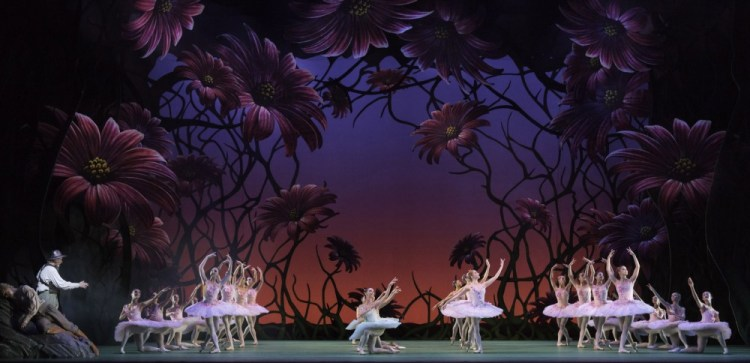 Members of The Royal Ballet in Don Quixote © ROH - Johan Persson 2013