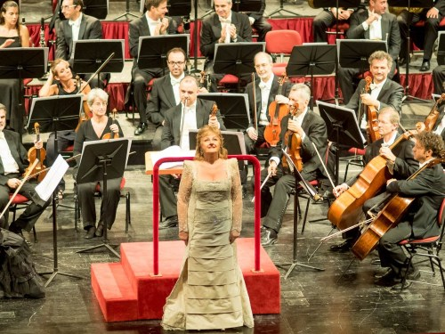 Edita Gruberova - The Three Queens - La Scala 2015