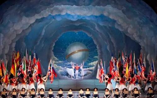 Excelsior at La Scala - photo by Brescia and Amisano Teatro alla Scala