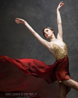 Tiler Peck, Principal with New York City Ballet