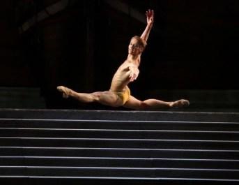 Timofej Andrijashenko as the Slave - photo by Brescia and Amisano Teatro alla Scala