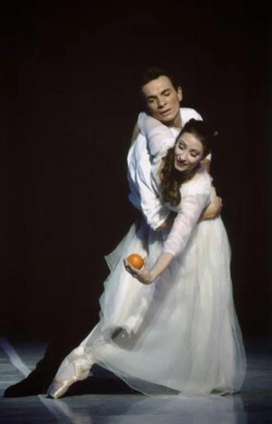 In A Cinderella Story with Alen Bottaini, Bayerisches Staatsballett