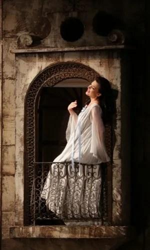 Lilly Jorstad as Rosina in Il barbiere di Siviglia - Brescia-Amisano, Teatro alla Scala