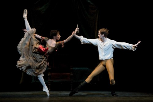 Mara Galeazzi and Edward Watson in Mayerling © ROH-Johan Persson, 2005