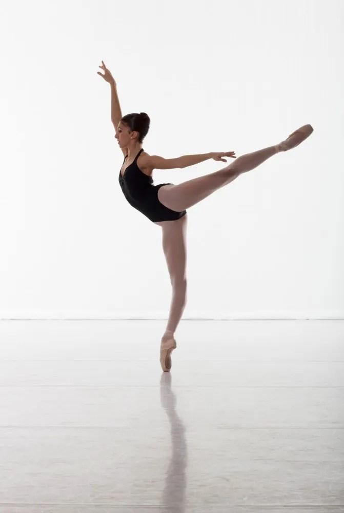 Yasmine Naghdi – the birth of a ballerina