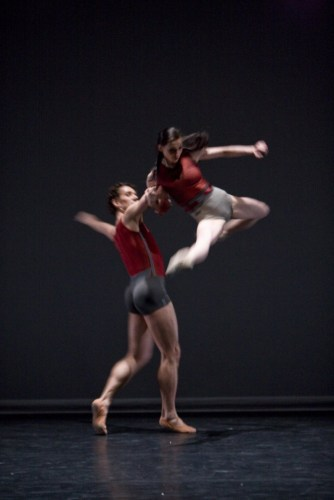 Mara Galeazzi and Gary Avis - photo by Bill Cooper