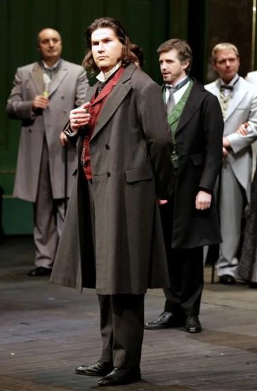 Massimo Cavalletti as Enrico in Lucia di Lammermoor at La Scala - photo Brescia and Amisano, Teatro alla Scala