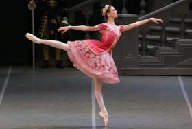 Svetlana Zakharova in The Sleeping Beauty - photo by Brescia and Amisano, Teatro alla Scala 2015