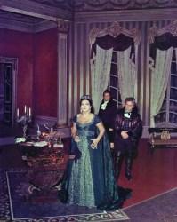 Virginia Zeani as Tosca, Padua 1973