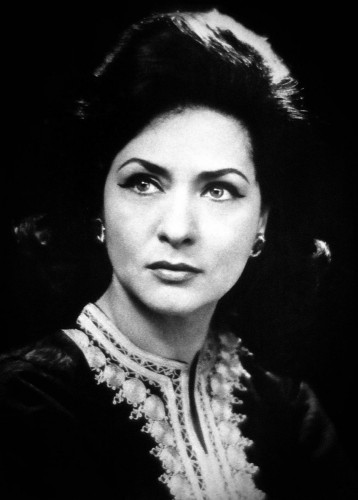 Virginia Zeani portrait