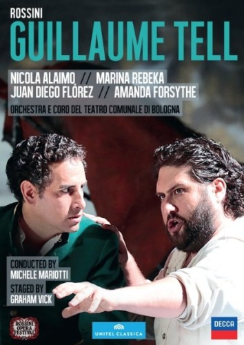DVD of William Tell at the Rossini Opera Festival, 2013