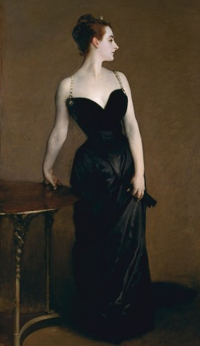 Portrait of Madame X