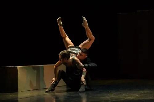Spellbound Contemporary Ballet in Dare