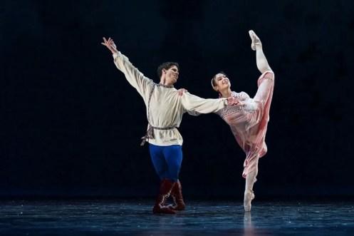 The Snow Queen, Czech National Ballet - photo by Dasa Wharton 06