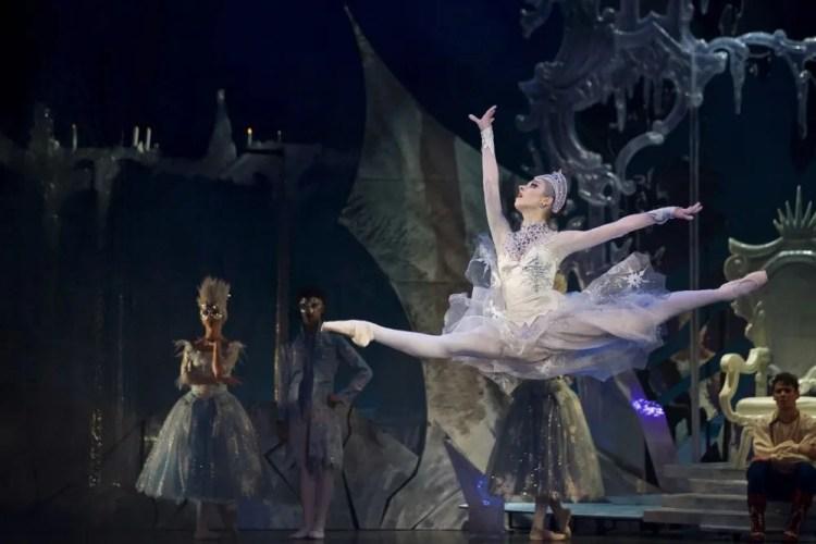 The Snow Queen, Czech National Ballet - photo by Dasa Wharton 08