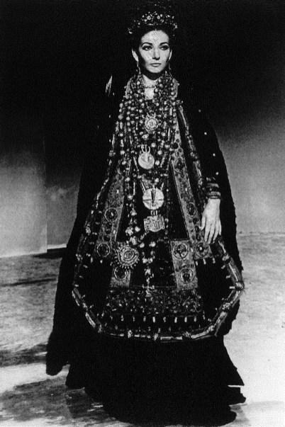 Maria Callas as Medea
