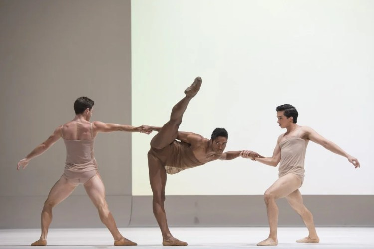 Chroma - Paul Kay, Fernando Montaño and Téo Dubreuil - ©ROH/Bill Cooper, 2013