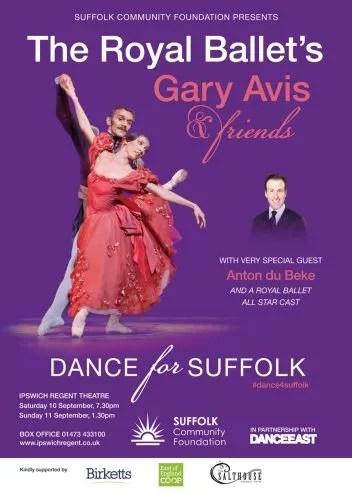 Gary Avis and Friends Gala