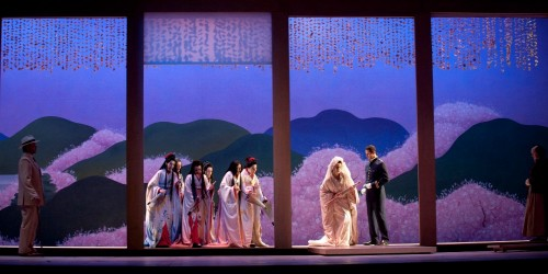 MADAMA BUTTERFLY - © ROH/ MIKE HOBAN