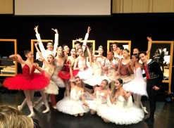 Vincenzo together with all the finalists at Lausanne