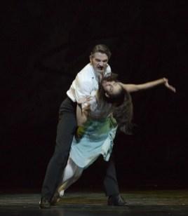 Gary Avis and Francesca Hayward in The Invitation ©ROH 2016. Photographed by Andrej Uspenski