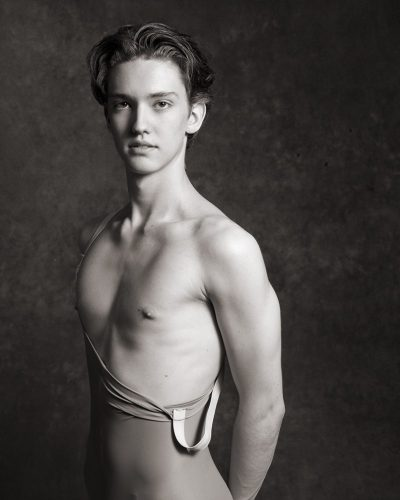 Julian MacKay as seen by the NYC Dance Project