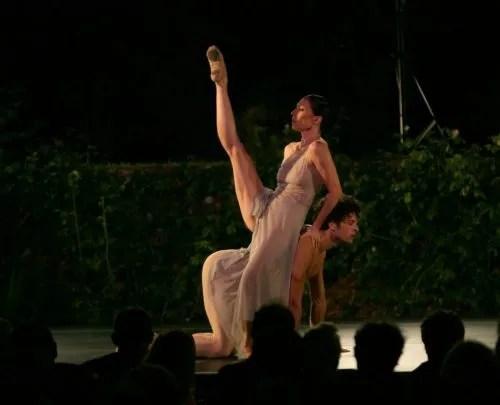 Mara Galeazzi and Peter Chursin in Tim Podesta's Alta Stare