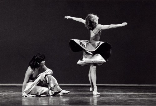 Country Dances photographed by Lois Greenfield in 1976