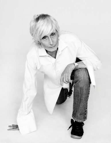 Twyla Tharp - photo by Ruven Afanador 2015