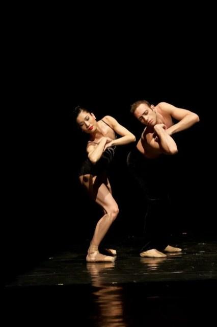 Aya Watanabe and Giovanni Rotolo in Vertigo